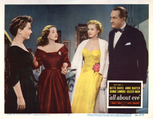 oldhollywoodclassic:  All About Eve.