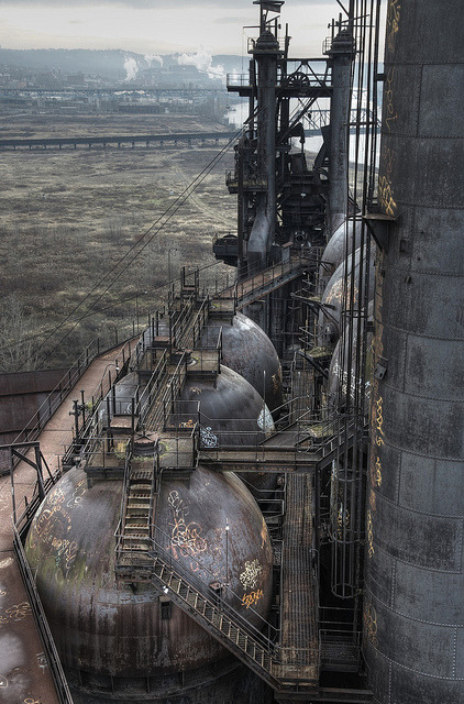 Blast Furnace on Flickr.