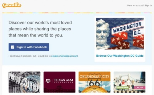 Gonewalla? Facebook buys location-sharing service Gowalla The sum? Undisclosed. In what's probably Facebook's highest-profile acquisition since it scooped up FriendFeed in 2009, the social network bought Gowalla, a popular location check-in service that's probably the most notable competitor to market leader Foursquare. Facebook had a location check-in service of its own called Facebook Places, which it discontinued back in August after it flopped in the market. So, two questions: With Facebook's backing, can Gowalla get a kick in the pants? Or is it dead entirely? (For what it's worth: FriendFeed is still online, though it hasn't been actively developed in years.) Either way, if you don't want Facebook to have your Gowalla data, location check-in fans, check out TheNextWeb's guide. source Follow ShortFormBlog