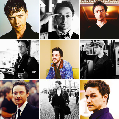 50 MEN WHO HAVE RUINED MY EXPECTATION OF MEN.↳ 9. James Mcavoy