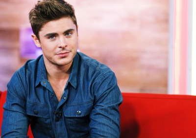 Zac at the Daybreak in London yesterday #NewYearsEve