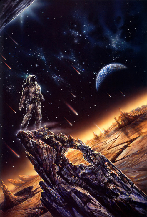 Destiny's End by Ron Walotsky