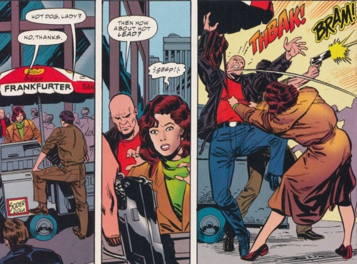 Lois Lane Panel of the Day: ~Action Comics #710