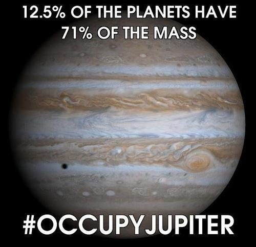 sciencememes:  #occupyjupiter