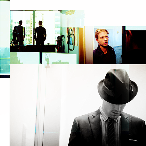 CHRISTMAS CALENDAR GIFT → White Collar/Suits wallpaper → @dekolette