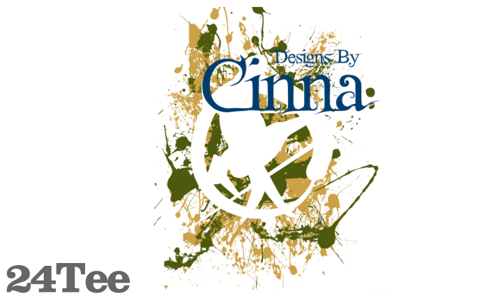 Limited Edition Tshirt: Cinna. Available for $10 from 24Tee for 24 hours only.