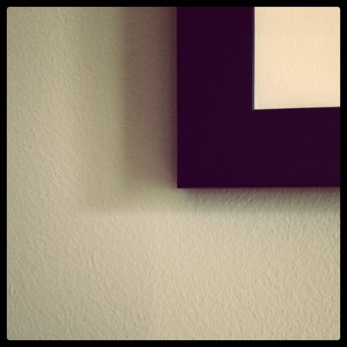 Cornered (Taken with instagram)