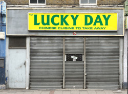 Lucky Day, Brixton Road SW9