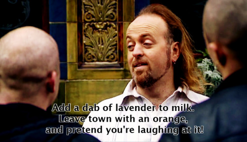 iseesigils:   Black Books s01e01   Ah! Skinheads! Perfect!