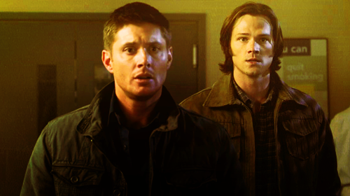 Dean & Sam. Supernatural 7.10 Death's Door