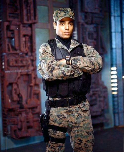 cheesemeister97:  Happy Birthday to Stargate Atlantis's Rainbow Sun Francks!  @RainbowFrancks