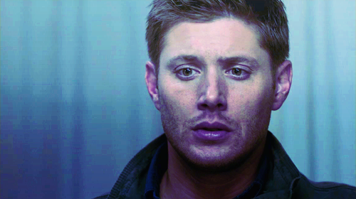 Dean. Cold atmosphere. Supernatural 7.10 Death's Door