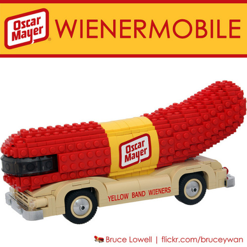 Oh I Wish I Were an Oscar Mayer Wiener! by bruceywan on Flickr.