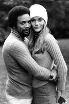 Peggy Lipton & Quincy Jones