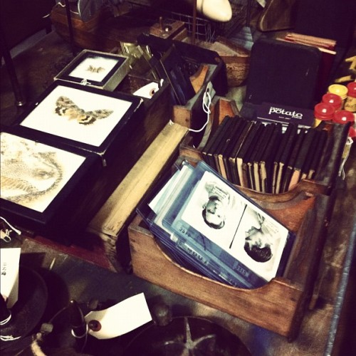 #popupflea #menswear  (Taken with Instagram at Pop Up Flea)