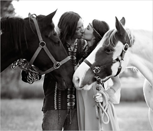 "The words ""Hope"", ""Love"", and ""Dreams"" are synonymous with horses<3"