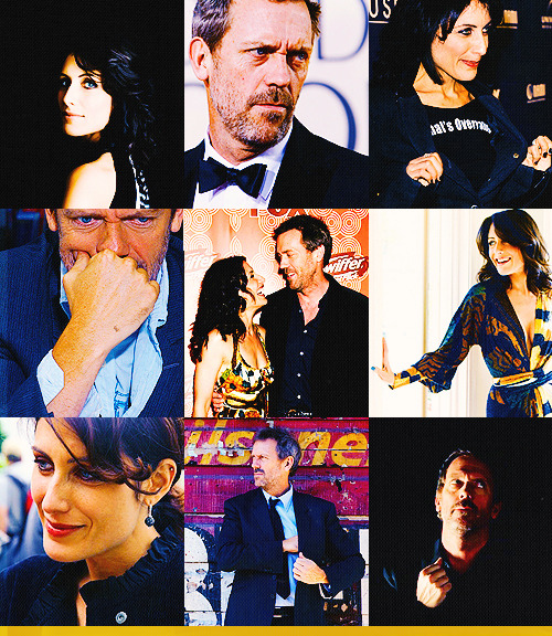 lobemeifyoudare:   Hugh Laurie or Lisa Edelstein, asked by laurie-edelstein