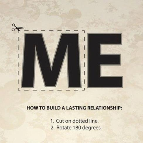 How to build a relationship.