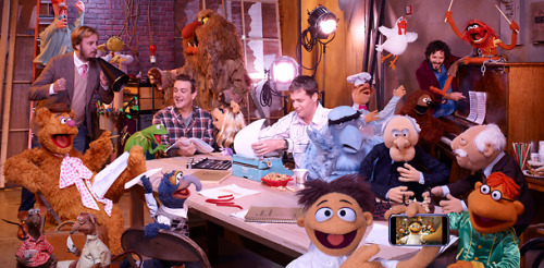 Gonzo Filmmaker James Bobin Reveals Muppet Movie Easter Eggs!