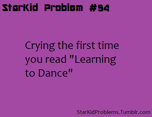 starkidproblems:  Submitted by anonymous.  I am a Starkid problem!