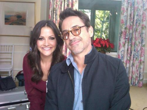 ohmyrobertdowneyjr:  Entertainment Tonight with Robert Downey Jr