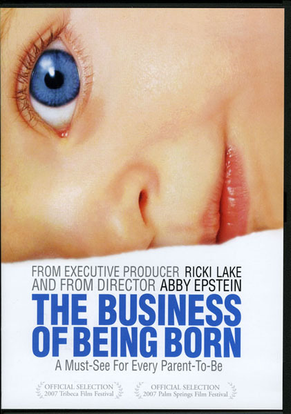 """Very rarely do I watch a film or documentary that completely floors me. """"The Business of Being Born"""" is one of them. If you are a woman, an expecting parent, or plan to have children in your life and are a citizen of the United States: you absolutely should watch this film.It is disturbing how I, like the majority of people living the United States, have no grasp on the process of childbirth and how we are born. Click on this sentence if you are interested in seeing a brief summary of how the majority of hospital births are conducted in the United States today. Fyi it is available on Netflix, you can instantly watch it now if you have a subscription."""