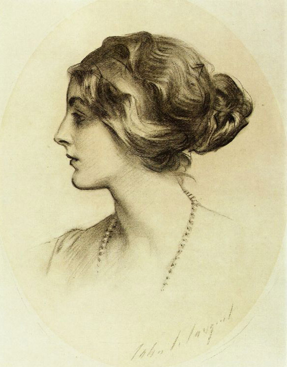 cosmiadiamonds:  Margaretta Drexel, Countess of Winchilsea and Nottingham by John Singer Sargent.