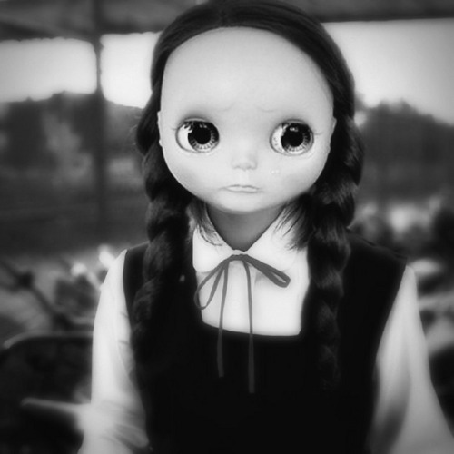 takahito:  school girl of blythe on Flickr.