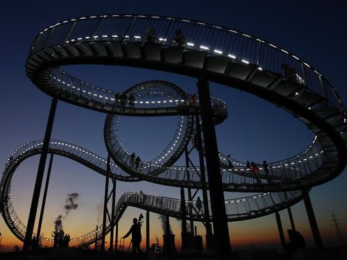 walking coaster