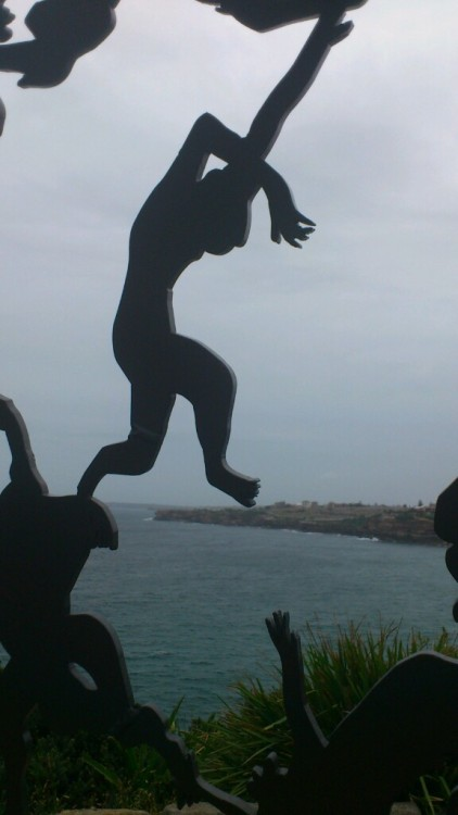 bowl II, Michael Snape,  Sculpture by the Sea, Bondi, 2011