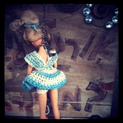 Death of a showgirl #barbie  (Taken with instagram)