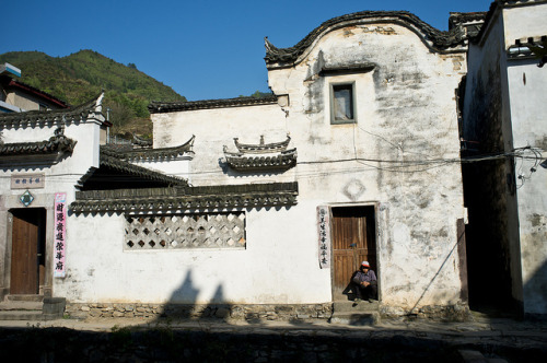 Qinchuan village,Zhejiang on Flickr.