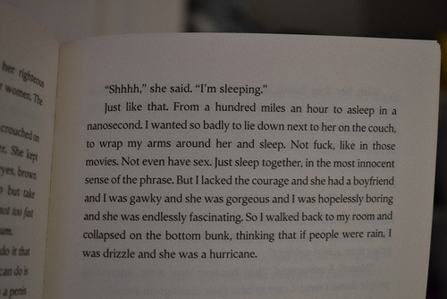ocard:  -Looking For Alaska