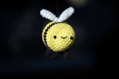 Adventure time bumble bee. Available at etsy.