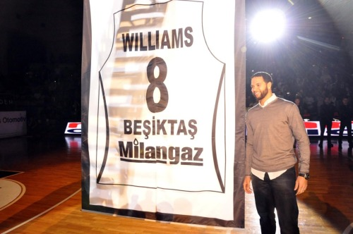 "D-Will finished his run in Turkey having played 23 games in total,  including eight exhibitions and 15 regular season contests. He led  Besiktas to a 3-0 record in the EuroChallenge, good for first place in  their group, and a 6-1 record in the Turkish Basketball League, good for  second place early in the season. D-Will averaged 21.2 points, 6.5 rebounds, three assists and 1.2  steals per game over those 15 regular season games as Besiktas went  13-2, endearing himself to thousands of Besiktas fans. (DeronWilliams.com) ""I'd never scored 50 in a game in my life — definitely not in high  school or college. I wasn't really a scorer at those levels, even in the  NBA. I scored more in the NBA than I ever scored before, but I never  got 50. I've had some great shooting games in the past, but never at  that volume."" [Image Source: Besiktas J.K. Official Website]"