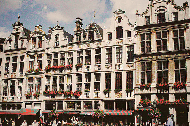 grote markt by pearled on Flickr.