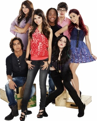 Victorious Series 2 Photoshoot photos, group photos