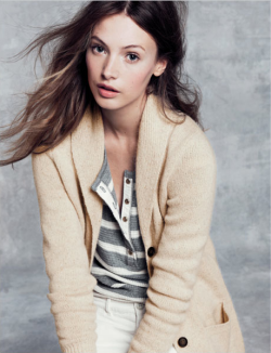 "This outfit has ""me"" written all over it, from J.Crew's Holiday Catalog"