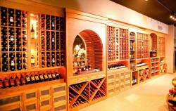 Interior Detail @ Decanter Wine and Spirits by Antonio P. Haché