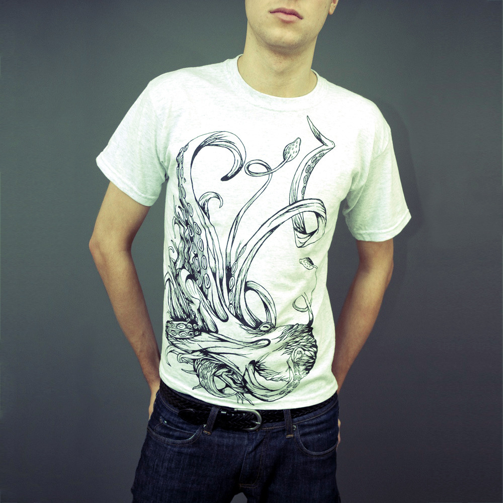 Octopus design, only 35 available.