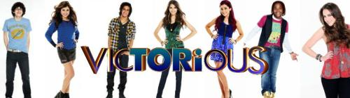 The Victorious Cast, made by myself