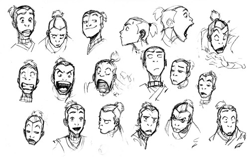 If you don't love Sokka… actually I don't know how to finish that. There can't be anyone that doesn't love Sokka. He's the best.