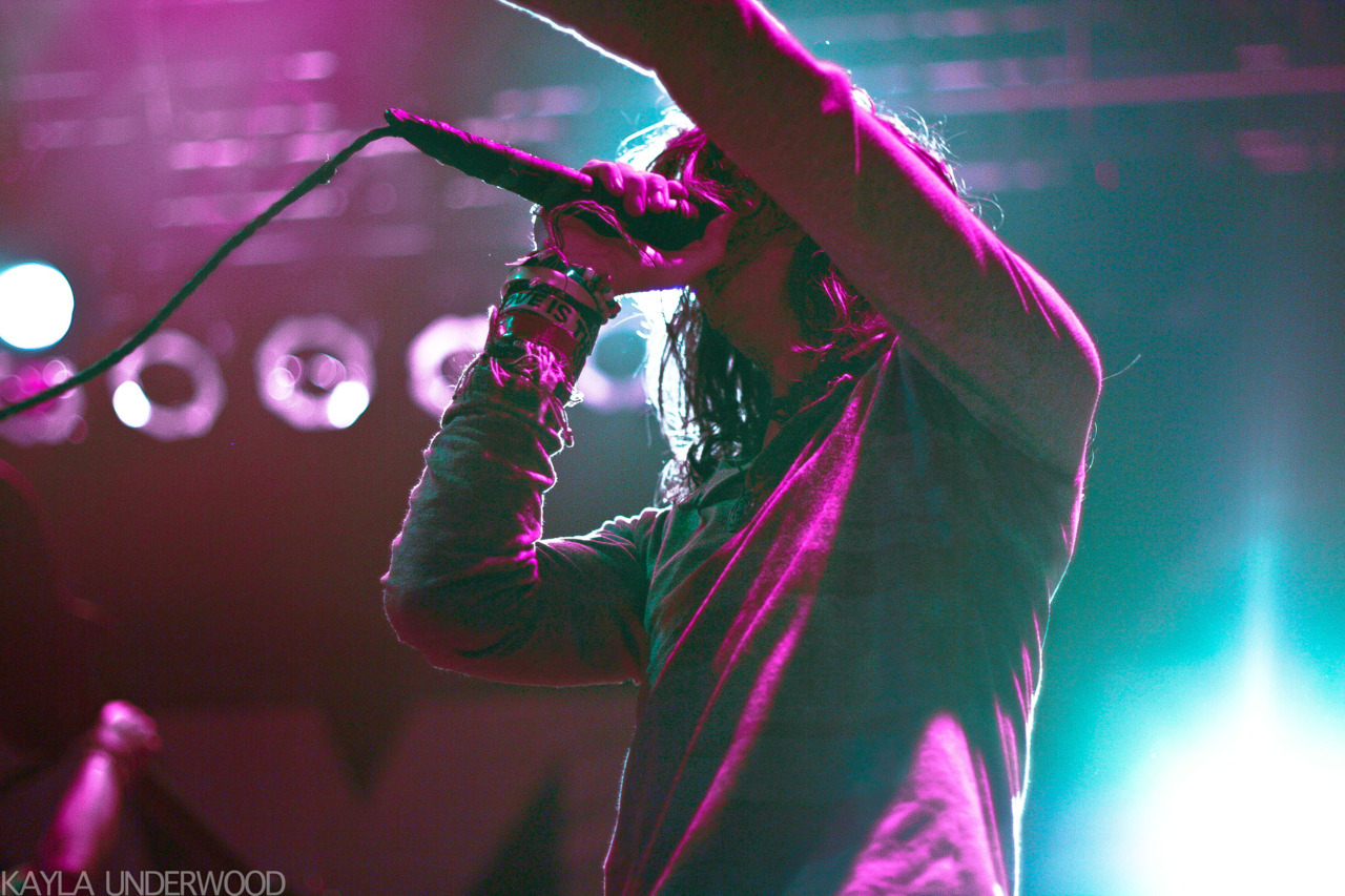 kunderwoodphotography:  Derek SandersMayday ParadeNoise TourHouse of Blues Anaheim11/5/11 FLICKR | FACEBOOK