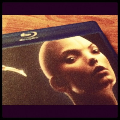 Borrowed Blu-ray @eOnefilms' #Splice, makes me wonder how many #CdnFilm titles exist on this format… (Taken with instagram)