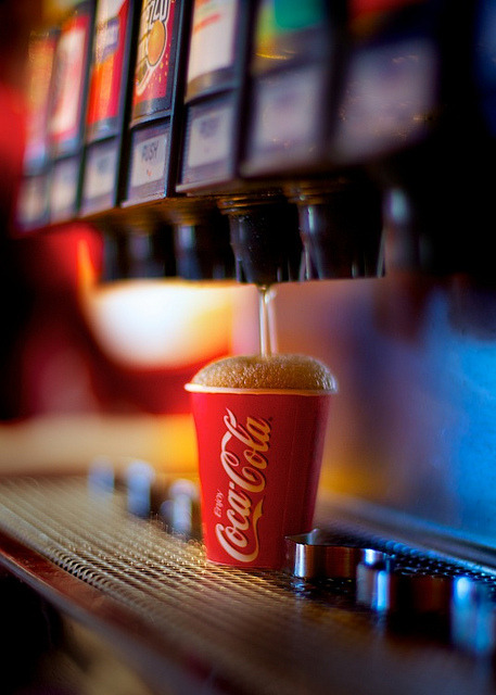 Club Cool - Have a Coke and a Smile by Matt Pasant on Flickr.Mmm I want some Beverly.
