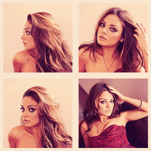 ur under arrest mila kunis it's illegal to be this pretty
