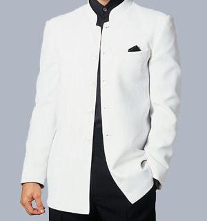 Revived 1960's & 70's The Nehru Jackets were a popular item in the 60's for men. They buttoned all the way to the neck and made the men look more clean but and ready for work. They are still available to buy today.