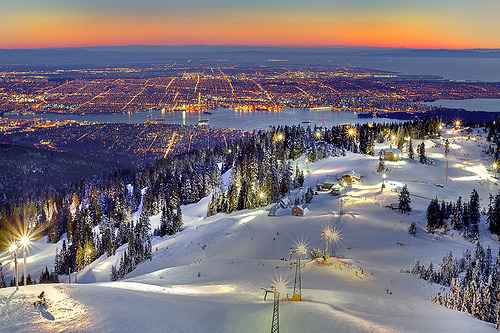 Grouse Mountain, B.C