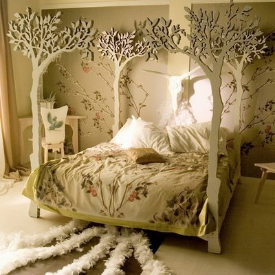 too bad my bed is nothing like this. Goodnight <3