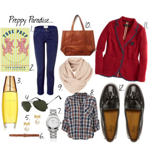 Ryzenberg On: Pretty and Preppy